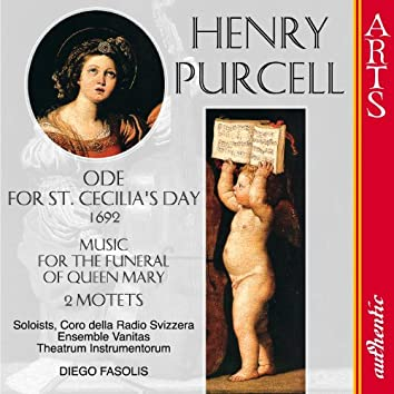 Purcell: Ode for St. Cecilia's Day 1692