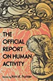 The Official Report on Human Activity (Made in Michigan Writers Series)