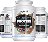 Organifi: Complete Protein - Vegan Protein Powder - Organic Plant Based Protein Drink...