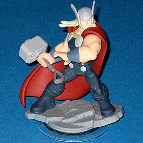 Disney INFINITY: Marvel Super Heroes (2.0 Edition) Thor Figure - No Retail Packaging
