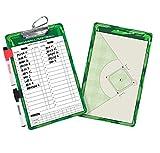 GoSports Baseball / Softball Dry Erase Coaches Board...
