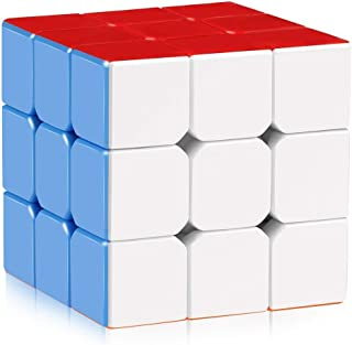 The Flyer's Bay High Stability Stickerless Speed Cube (3x3x3)