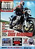MOTO MAGAZINE [No 182] du 01/11/2002 - COMPARATIF GROS ROADSTERS - SUZUKI - DUCATI - HONDA - ESAIS CRUISERS - TEST CONSO CUIR...