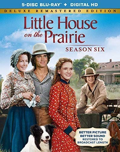 Little House On The Prairie: Season 6 Collection (5 Blu-Ray) [Edizione: Stati Uniti] [Italia] [Blu-ray]