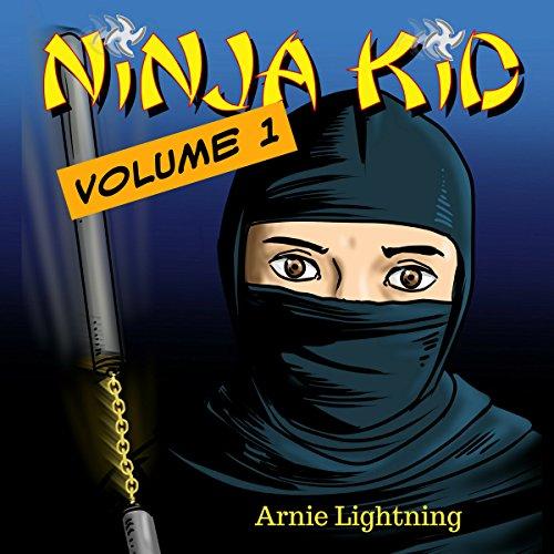 ninja kid the first day of school audiobook by arnie lightning