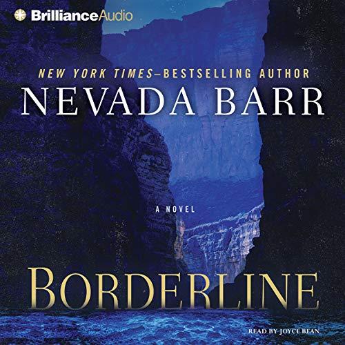Borderline  By  cover art