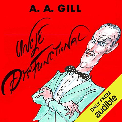 Uncle Dysfunctional audiobook cover art
