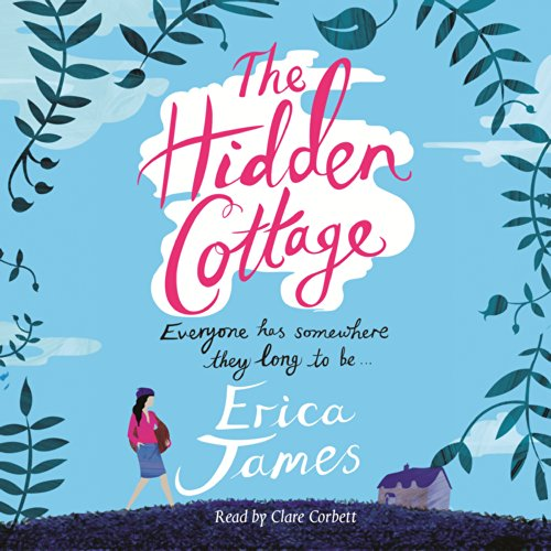 The Hidden Cottage audiobook cover art