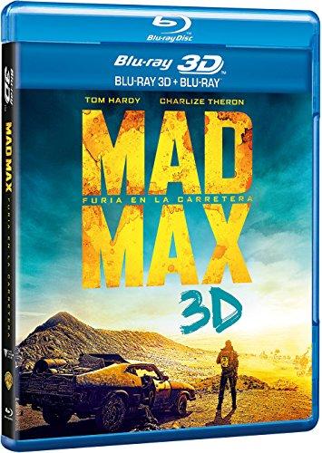 Mad Max: Furia En La Carretera (Blu-Ray 3d/Bd2d/Dc) [Blu-ray]