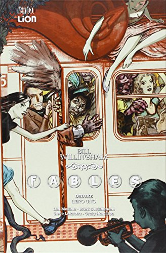 Fables deluxe (Vol. 1)