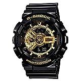 [カシオ] 腕時計 ジーショック GA-110GB-1AJF ブラック