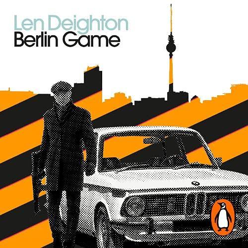 Berlin Game cover art