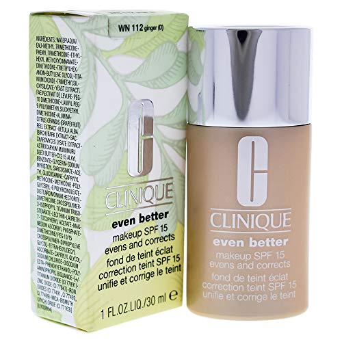 Clinique Clinique Even Better Makeup Spf15 Wn112 Ginger 30Ml - 30 ml