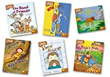 Oxford Reading Tree: Level 8: Snapdragons: Pack (6 books, 1 of each title)