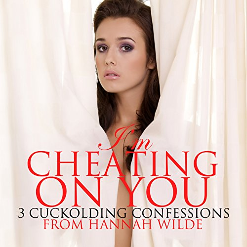 I'm Cheating On You audiobook cover art
