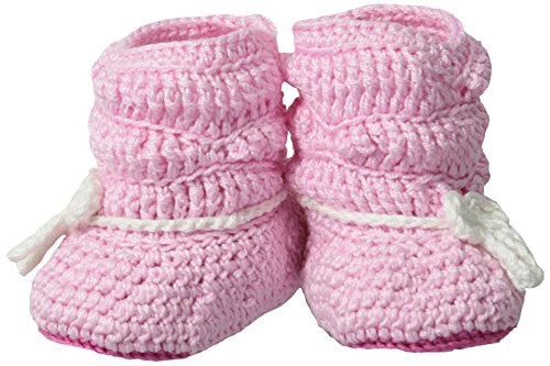 Pinbo Newborn baby Crochet Photo Prop Cowboy Set Hat Boots Diaper Cover Costume