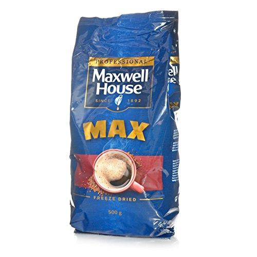 Maxwell House löslicher Bohnenkaffee 500g