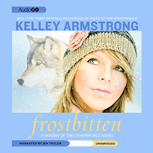 Frostbitten audiobook cover art