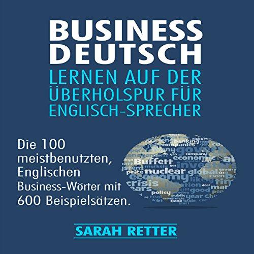Business Deutsch audiobook cover art