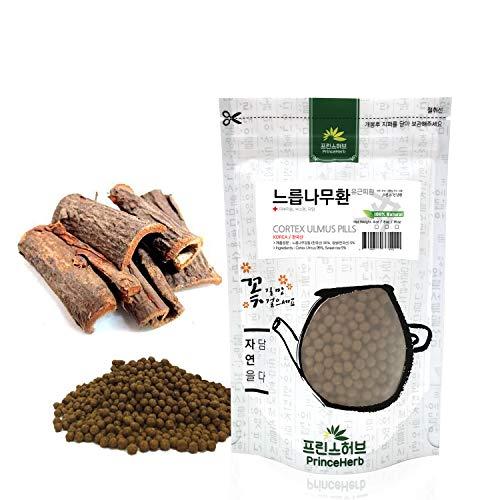 [Medicinal Korean Herbal Pills] Cortex Ulmus, Slippery Elm Pills/느릅나무 껍질 환/유근피 환 (8oz / 226g)