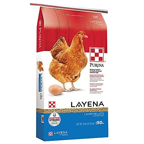 Purina Animal Nutrition Purina Layena Pellets 50lb
