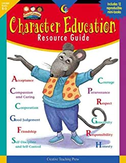 character education resources for teachers