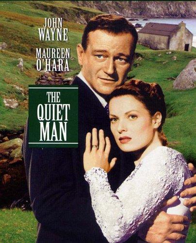 The Quiet C 11x 14ポスター男ジョン・ウェインモーリン・オハラバリー・フィッツジェラルドヴィクター・マクラグレン Unframed 432933
