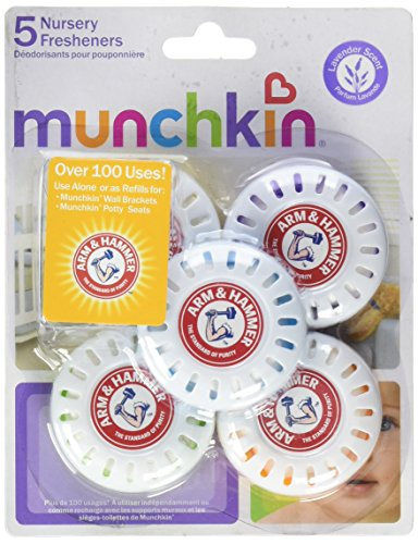Munchkin Arm and Hammer Nursery Fresheners, Lavender or Citrus