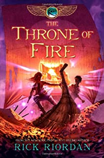 Kane Chronicles, The, Book Two the Throne of Fire (Kane Chronicles, The, Book Two)