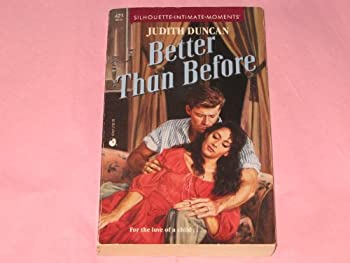 Better Than Before - All About Romance