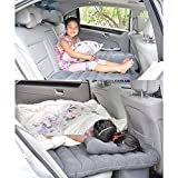 Dhyanam Car Travel Inflatable Sofa Mattress Air Bed Cushion Camping Bed Rear Seat