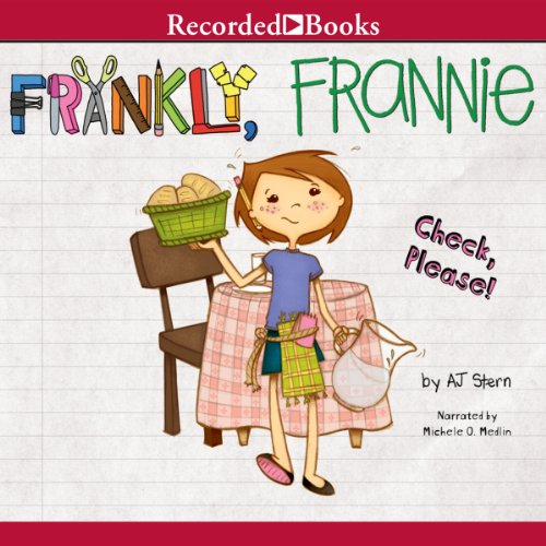 Frankly, Frannie: Check Please! cover art