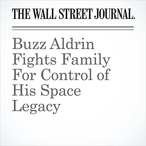 Buzz Aldrin Fights Family For Control of His Space Legacy copertina