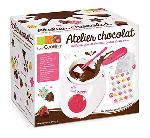 SCRAPCOOKING Atelier chocolade