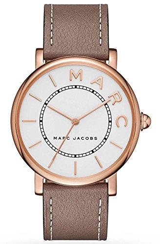 [マークジェイコブス] 腕時計 MARC JACOBS MJ1533 ホワイト レディース ローズゴールド ベージュ [並行輸入品]