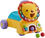 Fisher-Price 3-in-1 Sit, Stride & Ride Lion