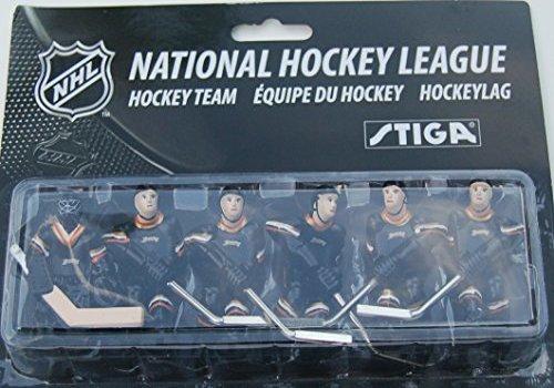 Stiga NHL Anaheim Enten-Tischhockeyspieler Team Pack