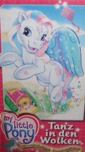 my little pony Tanz in den Wolken ( VHS Videokasette )