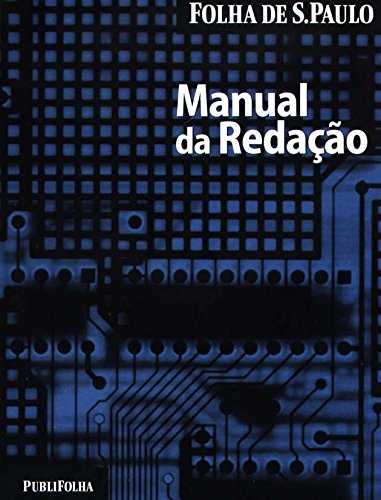 Manual da Redação da Folha de São Paulo