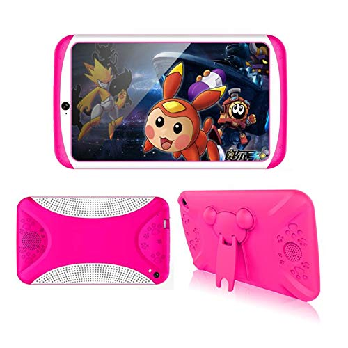 7 inch Kids Tablet Quad Core Android Child Tablet PC 8GB vooraf geïnstalleerde kinder-educatieve games verjaardag