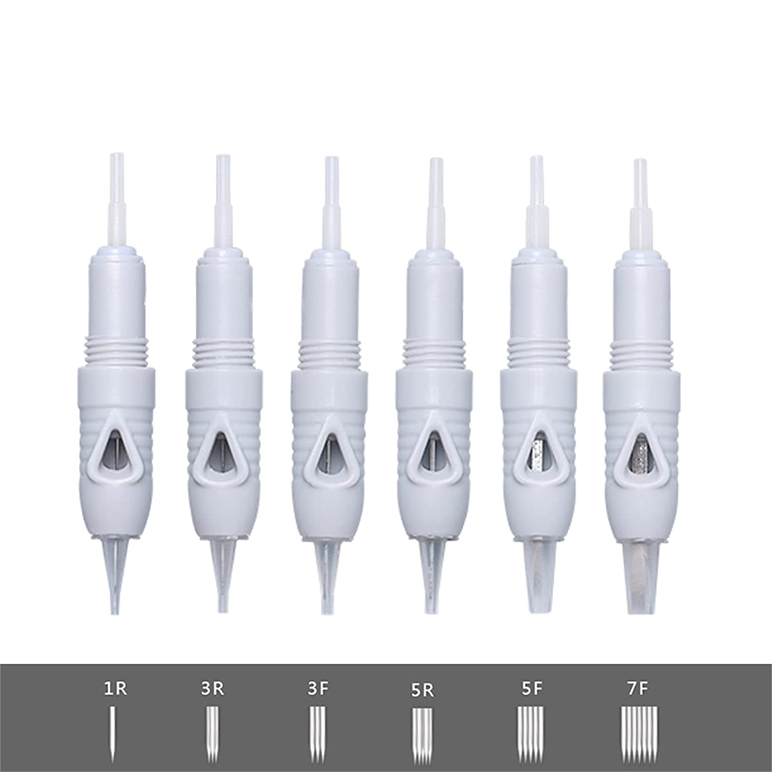 Super special price Charmant Liberty Tattoo Cartridge Outstanding Needles Semi 8mm Pe Disposable