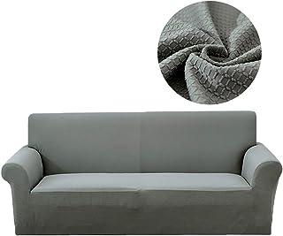 1 Stück Weich Dehnbar Sofa-Sitz Kissenbezug Sofa Gartenbank Husse Schoner