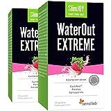 WaterOut EXTREME - Kraftvolles natürliches Entwässerung Diuretikum - 2x10 Beutel, ausreichend für...