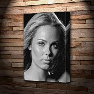 LAURA VANDERVOORT - Canvas Print (LARGE A3 - Signed by the Artist) #js003