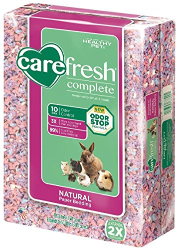 Carefresh Complete Natural Paper Bedding -...