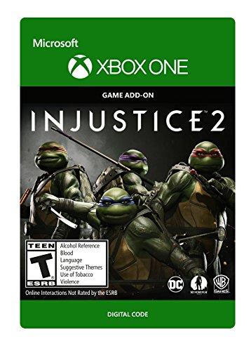 Injustice 2: Tmnt - Xbox One [Digital Code]