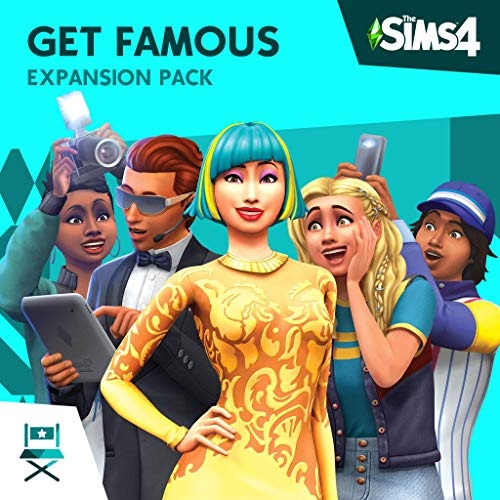 The Sims 4 - Get Famous - [PS4 Digital Code]