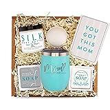 New Mom Gifts Ideas - Mom Est. 2021 Spa Bath...