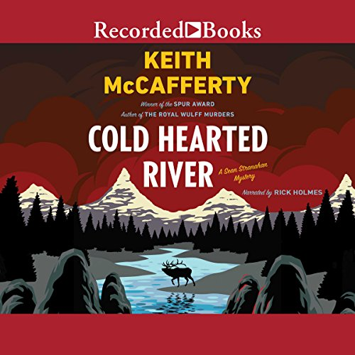 Cold Hearted River audiobook cover art