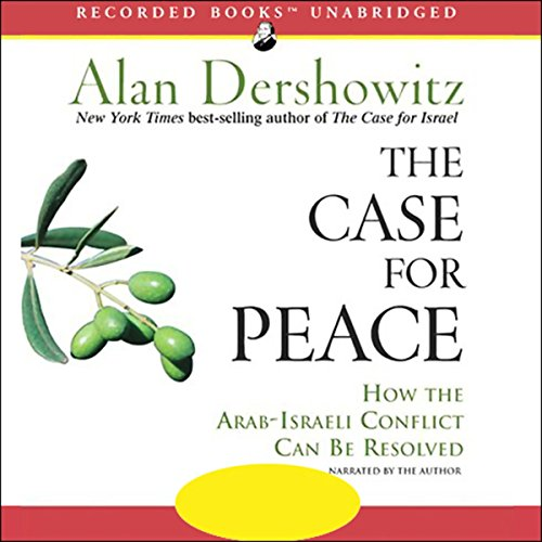 The Case for Peace audiobook cover art